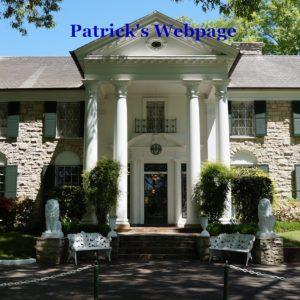 Patrick's Webpage