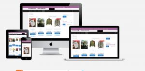 Webshop (voorbeeld)